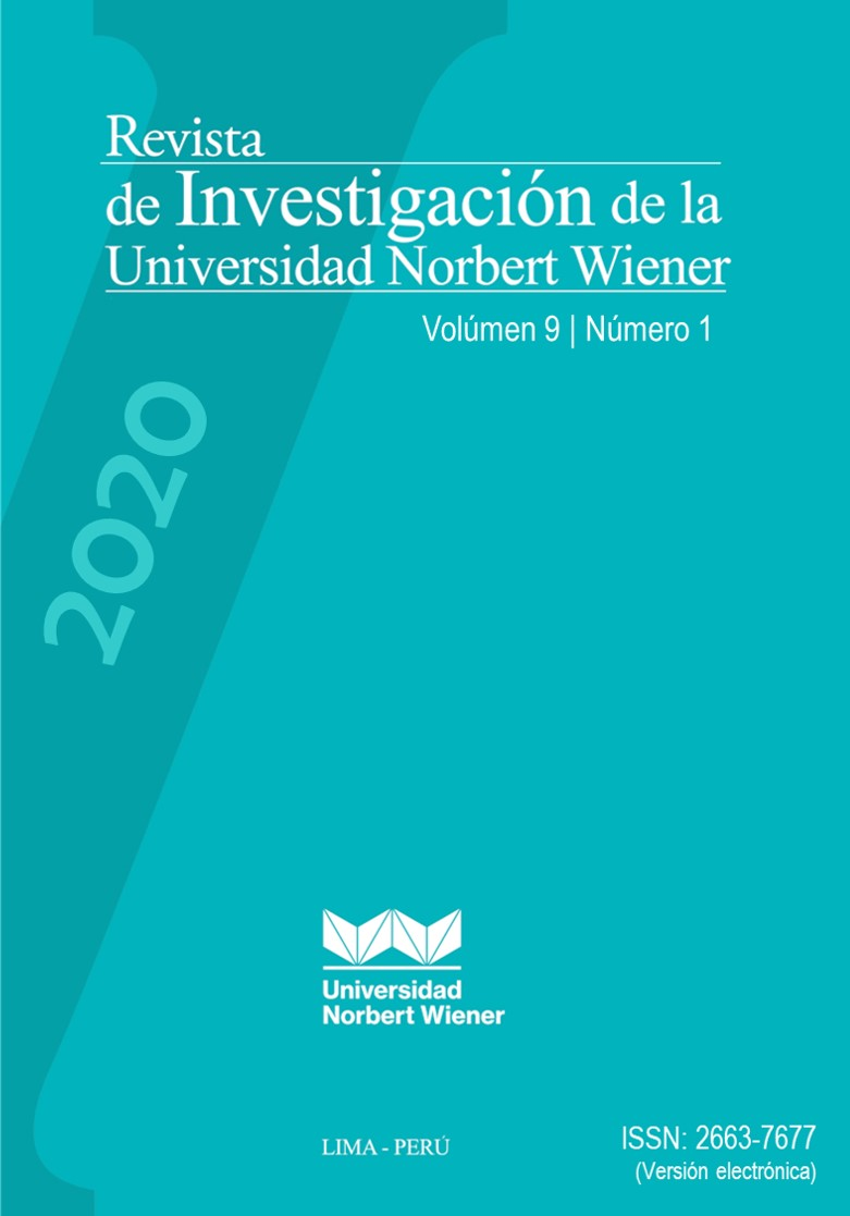 Revista de Investigación
